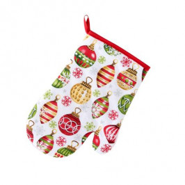TORO Kuchynská rukavica TORO vianočný dekor, assort