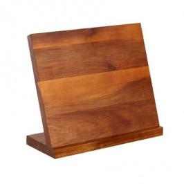 TORO Stojan na nože, magnetický, agátové drevo