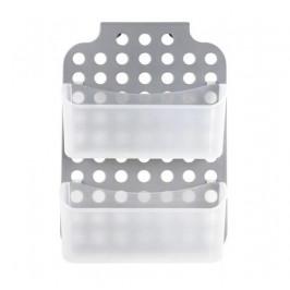 TORO Plastová závesná polička TORO 35,5x25,5x12,4cm