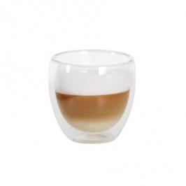TORO Sklenený hrnček Cappuccino TORO dvojité borosilikátové sklo 250ml