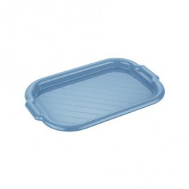 Tontarelli Plastový podnos TONTARELLI 40x27,5cm modrý