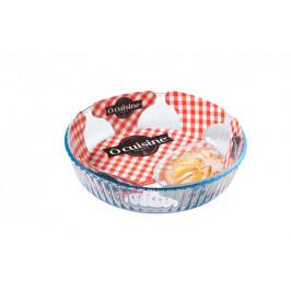 OCUISINE Sklenena zapekacia forma na tortu OCUISINE 26cm, borosilikát