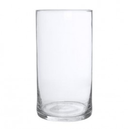 DUIF Sklenená váza ALSEY 29cm