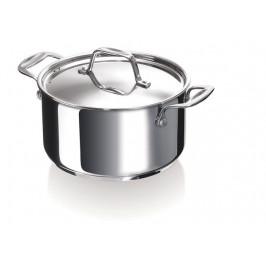 BEKA Nerezový kastról s pokrievkou BEKA Chef 24cm 5l