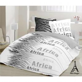 Forbyt Obliečky bavlna exklusive SATÉN Africa 140 x 200 cm + 70 x 90 cm
