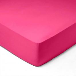 Forbyt, Prestieradlo, Jersey, ružová 70 x 140 cm