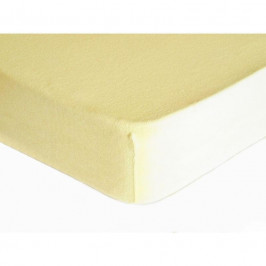 Forbyt, Prestieradlo, Froté Premium, krémové 70 x 140 cm