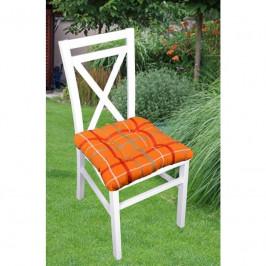 Forbyt, Sedák na stoličku, Kocka, 40 x 40 cm, béžová