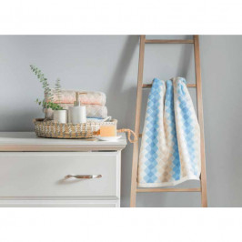 Luxusná uterák alebo osuška bavlnená, JS544 tyrkys  70 x 140 cm