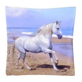 Forbyt, Fotovankúš, Biely kôň 20, 40 x 40 cm samostatný návlek