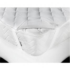 Forbyt, Matracový chránič, OBOJSTRANNÝ, biely 90 x 200 cm