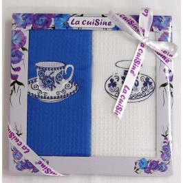 Forbyt, Darčekové balenie 2 ks bavlnených utierok, Coffe smetanovobéžové, 50 x 70 cm