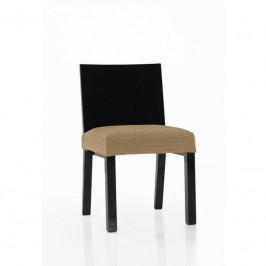 Poťah elastický na Sedák stoličky, Cagliari komplet 2 ks, ecru