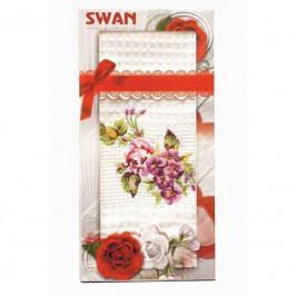 Forbyt, Bavlnená utierka Darčekové balenie, Swan, 50 x 70 cm