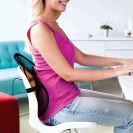 Opierka chrbta podporujúca zdravé držanie tela