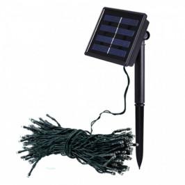 Solárna záhradná svietiaca reťaz 100 LED