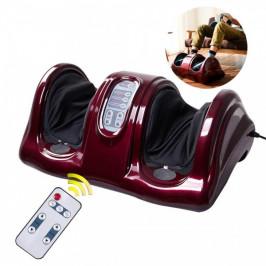 Masážny prístroj na nohy s diaľkovým ovládaním