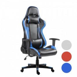 Gamer stolička v 3 farbách- pro