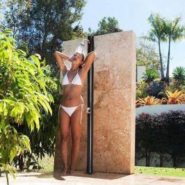 Solárna záhradná sprcha