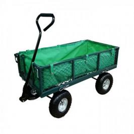 Kovový záhradný vozík, 2 typy