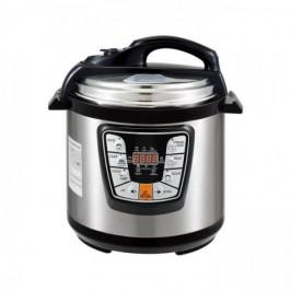 Slow cooker, multifunkčný tlakový hrniec, 6L