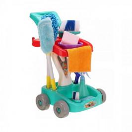 Detský upratovací vozík