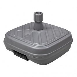 DOPPLER DOPPLER Plastový plniteľný sokel DESIGN s kolieskami 50 kg (antracit)