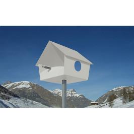 Radius design cologne Vtáčia búdka RADIUS DESIGN (PIEPSHOW XXL weiss 529B) biela