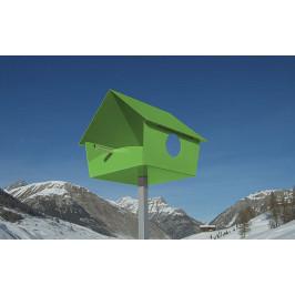 Radius design cologne Vtáčia búdka RADIUS DESIGN (PIEPSHOW XXL grün 529D) zelená