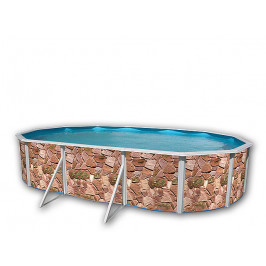 Bazén ROCALLA oválny (5,5 x 3,66 x 1,2 m)