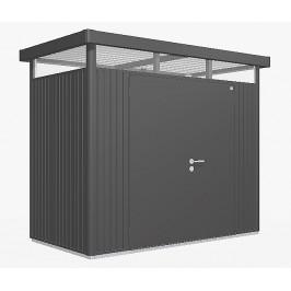 Biohort Záhradný domček BIOHORT HighLine DUO H1 275 x 155 (tmavo sivá metalíza)