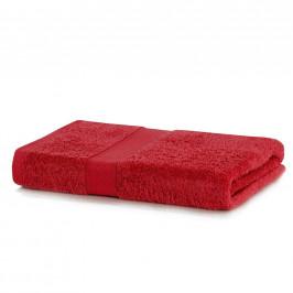 Bavlnený uterák DecoKing Bira červený
