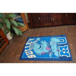 Detský koberec DISNEY James P. Sullivan modrý
