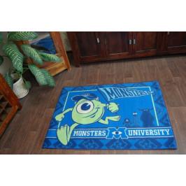 Detský koberec DISNEY Mike Wazowski modro-zelený