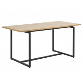 Jídelní stůl Dalarna II 160x75 cm hnědý