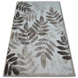 Kusový koberec ACRYLOVY YAZZ 2462 tmavě béžový / světle béžový