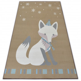 Kusový koberec LOKO Fox béžový
