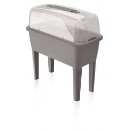 Sadbovač set PLANTINAR 77 cm šedý