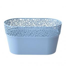 Truhlík FRANCIS 27,5 cm modrý
