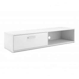 TV stolek Simi RTV 140 cm bílý