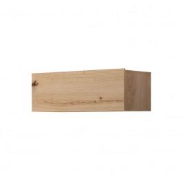 Nástěnná skříňka Moyo 90 cm dub artisan