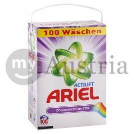 Ariel prášok na pranie Actilift na farebné - 6,5 kg/100 praní