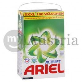 Ariel prášok na pranie Actilift na biele - 6,5 kg/100praní