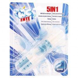 WC Ente - Závesný čistič WC 5v1 Morská sviežosť 41g