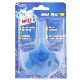 WC Ente Aqua Blue 4v1 - Závesný čistič Wc s efektom modrej vody 40 g