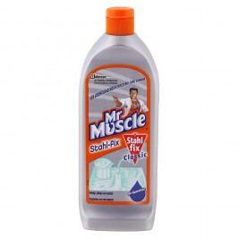Mr Muscle Classic – krémový prášok pre oceľ – 200 ml