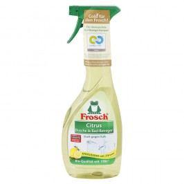 Frosch, citrus – hygienický čistič kúpeľne – 500 ml