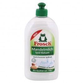 Frosch, mandľové mlieko – balzam na umývanie riadu – 500 ml