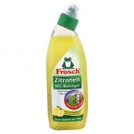 Frosch, citrón - čistič WC – 750 ml