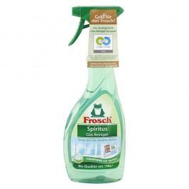 Frosch, spiritus – čistič skla – 500 ml